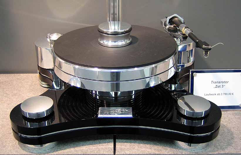 transrotor high end 2006 frank. Black Bedroom Furniture Sets. Home Design Ideas