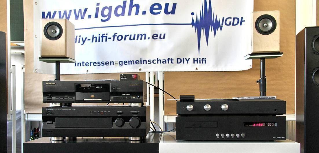 Hifi-Music-World 2011 - Messebericht - IGDH - Interessengemeinschaft