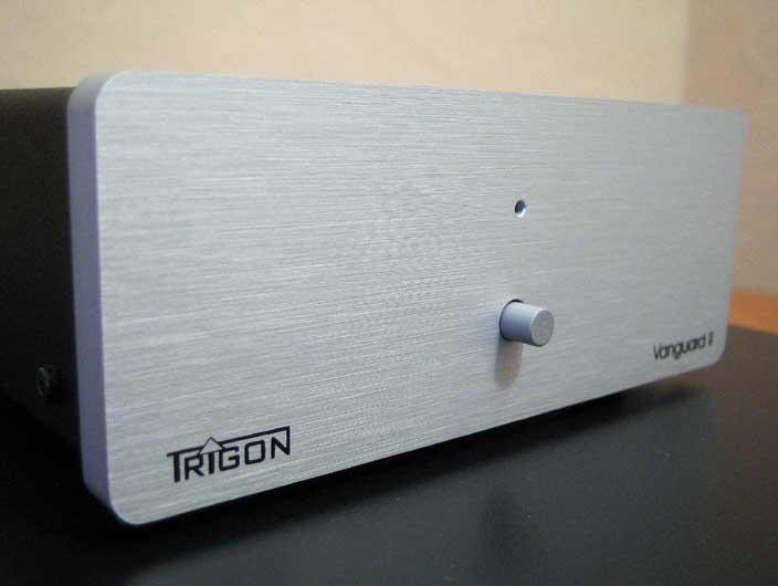 Phono-Vorverstärker - Phonovorstufen - Trigon Vanguard2 - Aqvox 2CI ...